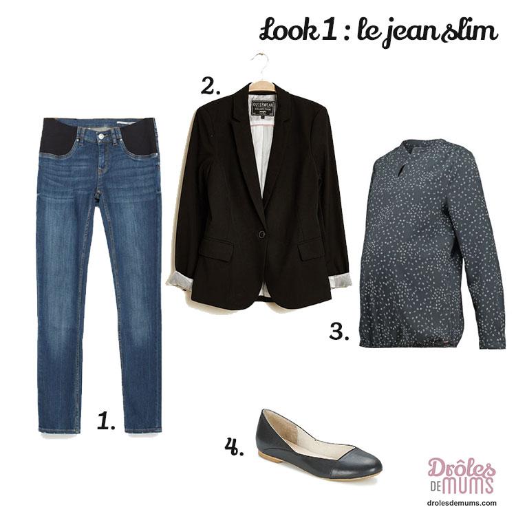 mode-grossesse-jean-slim
