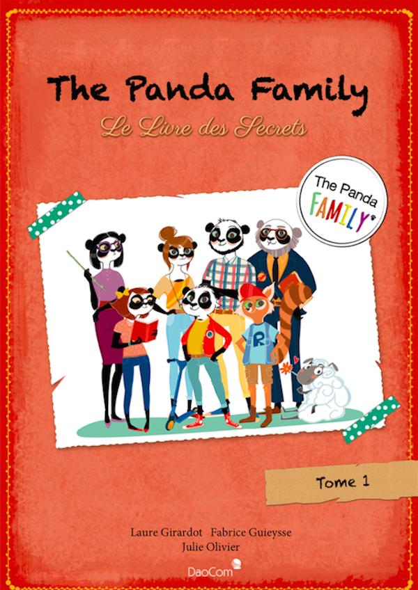 the panda family