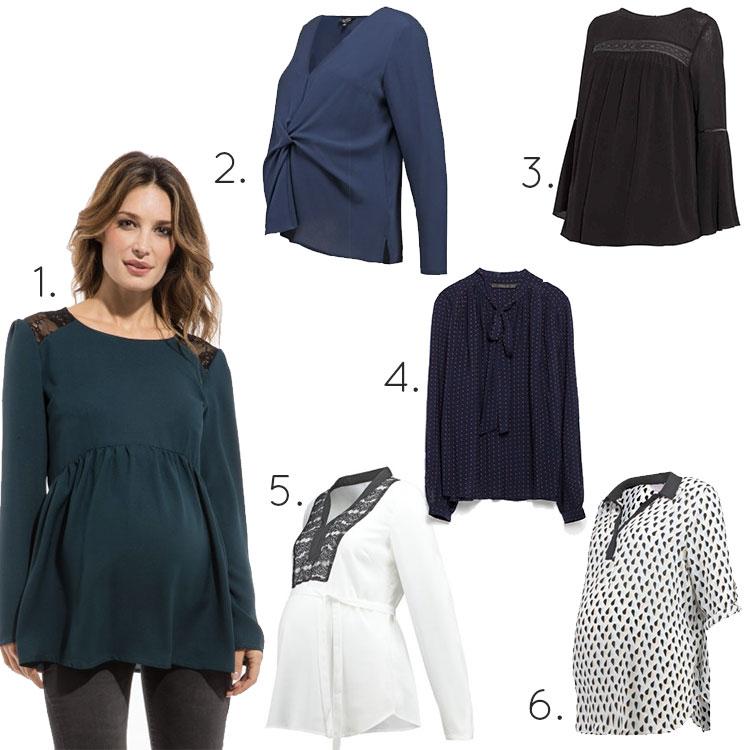 blouse-grossesse