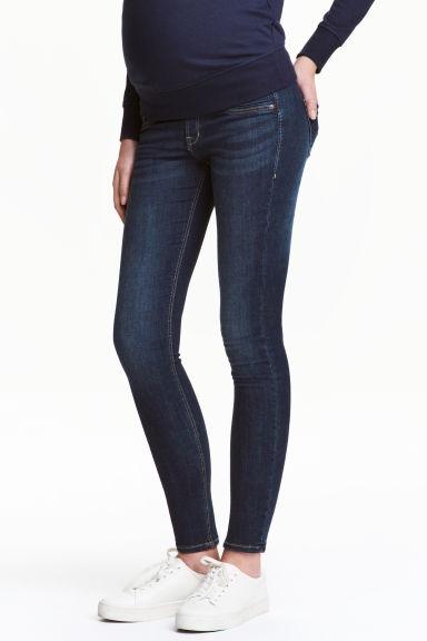 Jeans Super Skinny bandeau haut Mama pour H&M - 29,99 €