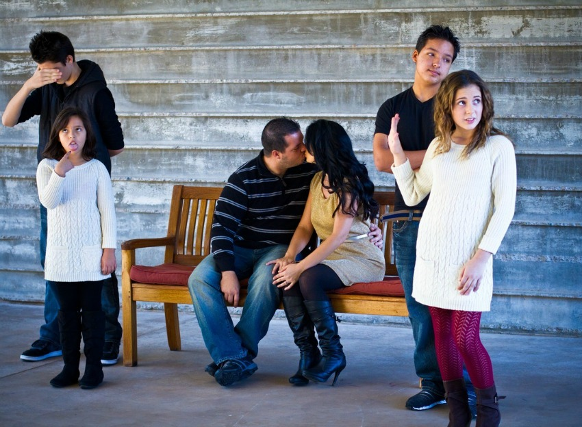 A few caveats about working with divorced and blended families