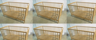 attention un lit barreau en bois pour b b de la marque leclerc serait dangereux pour ton. Black Bedroom Furniture Sets. Home Design Ideas