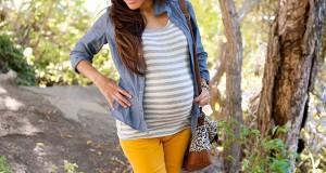 mode grossesse printemps