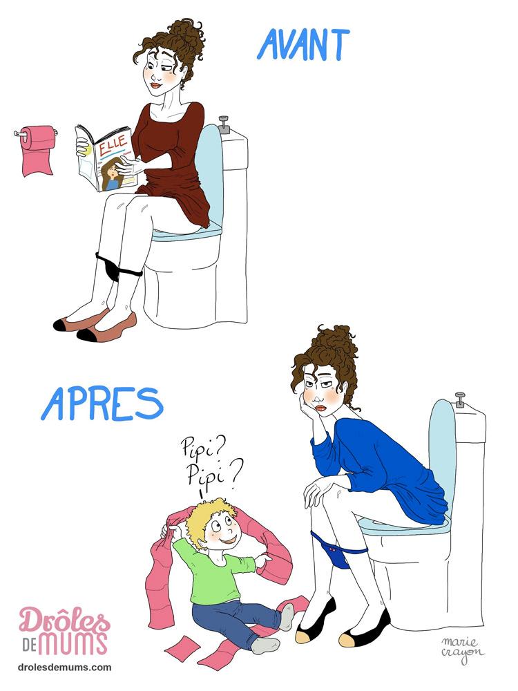 15 trucs qui me manquent depuis que je suis devenue maman dr les de mums - Truc pour deboucher les toilettes ...