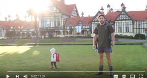 voyager avec bebe