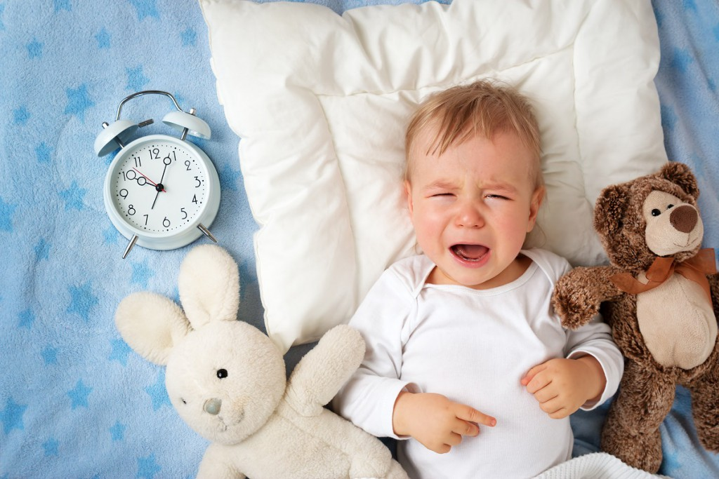 Réveiller son enfant