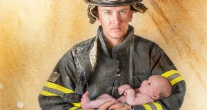 pompier accouche bébé