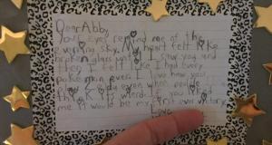 lettre d'amour d'un enfant à ses parents