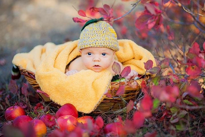prenoms automne