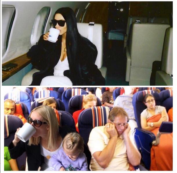 Kate Versus Kim Kardashian