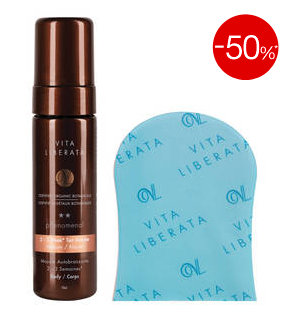 Travel pHenomenal 2-3 Week Tan Kit Format voyage Vita Liberata - 9,70 euros